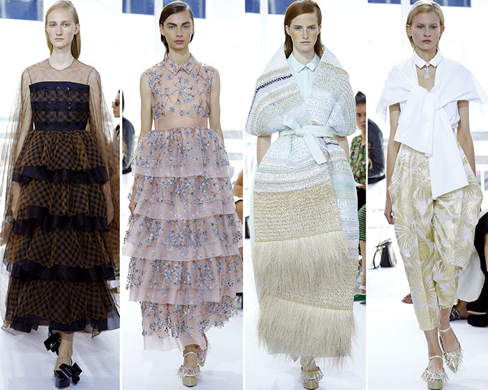 Delpozo Spring/Summer 2016 Collection