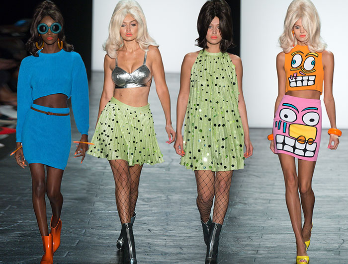 Jeremy Scott Spring/Summer 2016 Collection