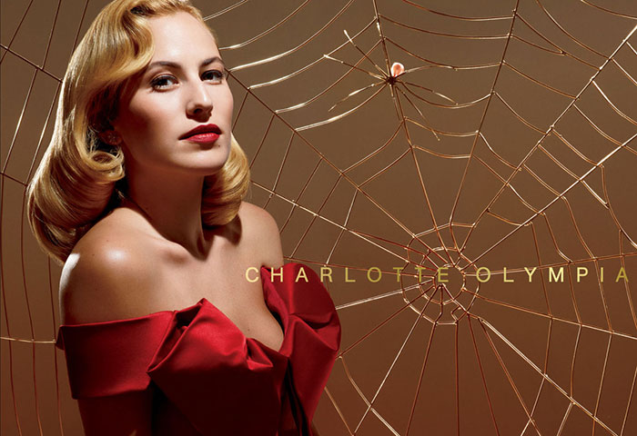 MAC x Charlotte Olympia Collaboration 2016
