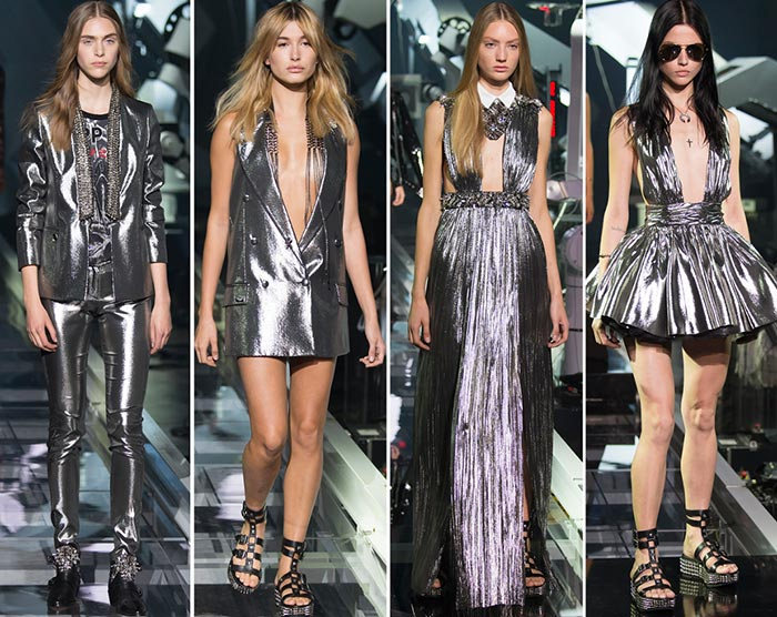 Philipp Plein Spring/Summer 2016 Collection