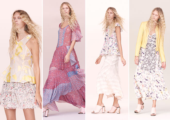 Rebecca Taylor Spring/Summer 2016 Collection