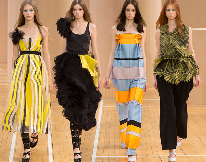 Roksanda Spring/Summer 2016 Collection