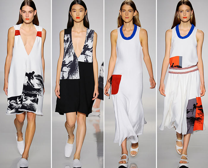 Victoria Beckham Spring/Summer 2016 Collection
