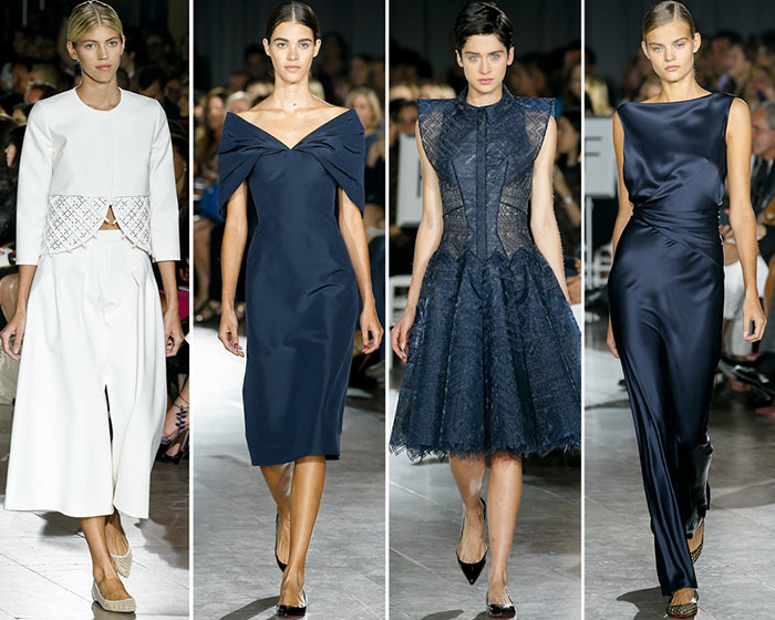 Zac Posen Spring/Summer 2016 Collection