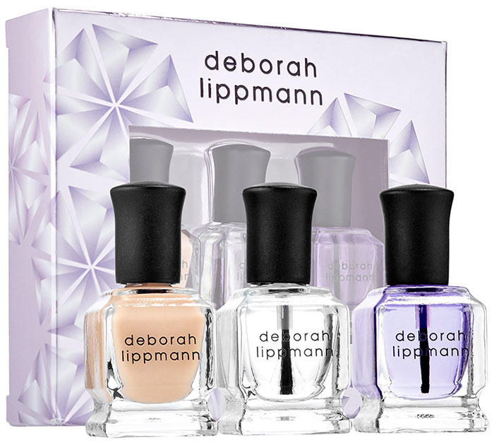 Deborah Lippmann Holiday 2015 Nail Polish Sets