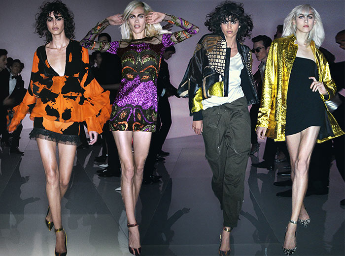 Tom Ford Spring/Summer 2016 Collection