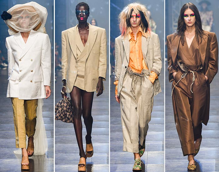 Vivienne Westwood Spring/Summer 2016 Collection