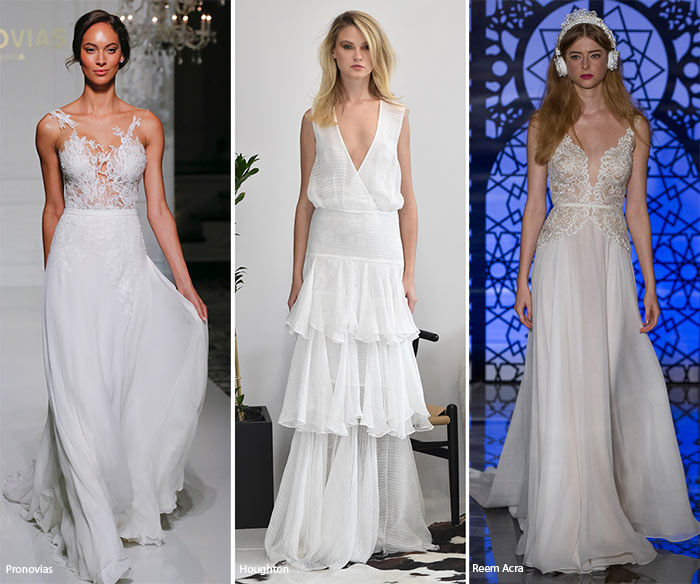 Fall 2016 Bridal Trends: Wedding Dresses with Airy Skirts