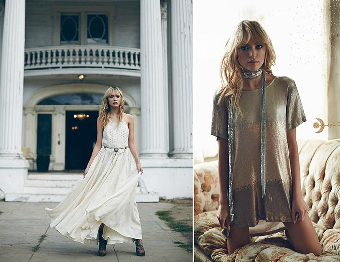 Free People Christmas 2015 Party Collection