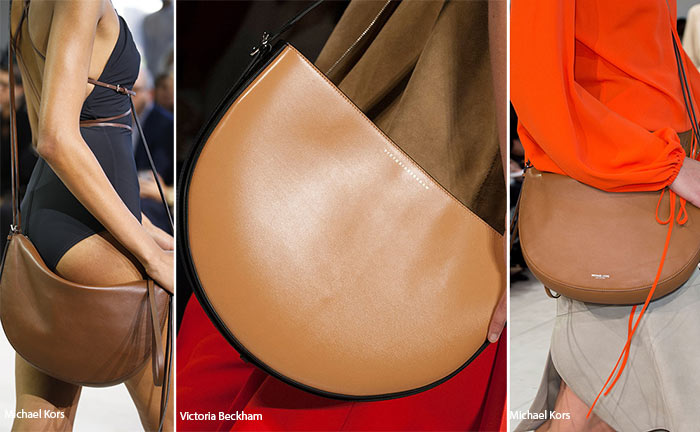 Spring/ Summer 2016 Handbag Trends: Half Moon Bags