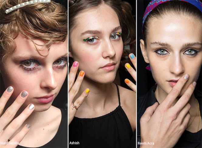 Stone Nails The New Manicure Trend To Rock Now