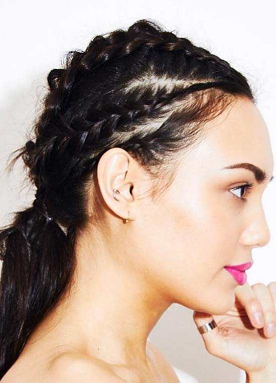 Stylish Sporty Hairstyles for Workout