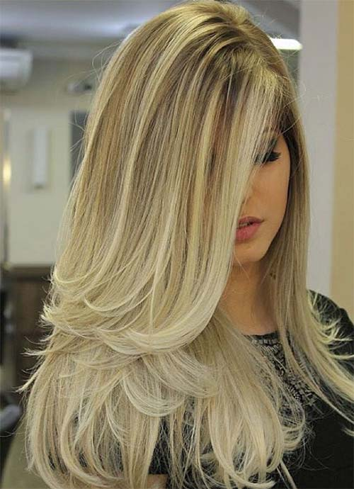 Image Result For Long Haired Layered Hairstyles