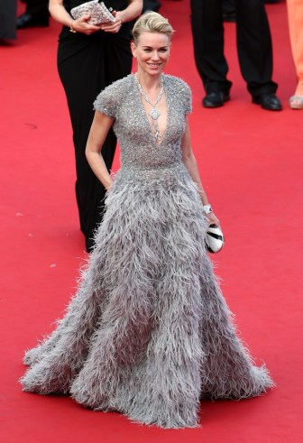 "attends the opening ceremony and premiere of ""La Tete Haute"" (""Standing Tall"") during the 68th annual Cannes Film Festival on May 13, 2015 in Cannes, France."