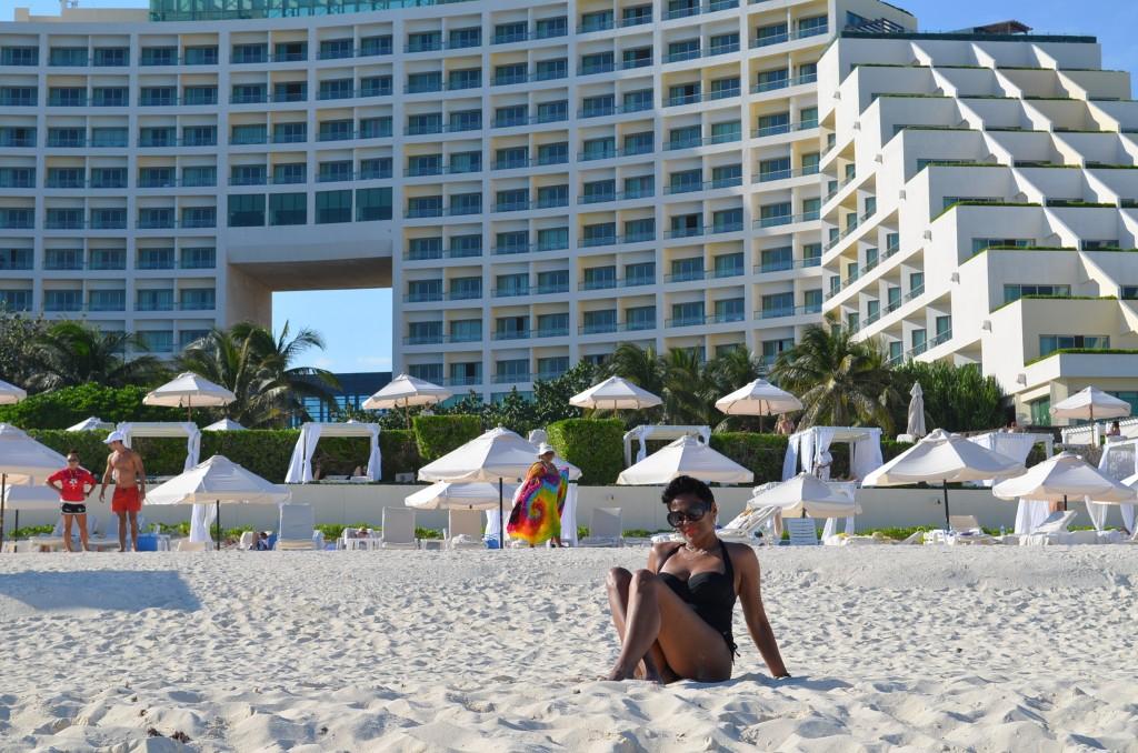 Mid Winter Vacation At The Beautiful Live Aqua Cancun