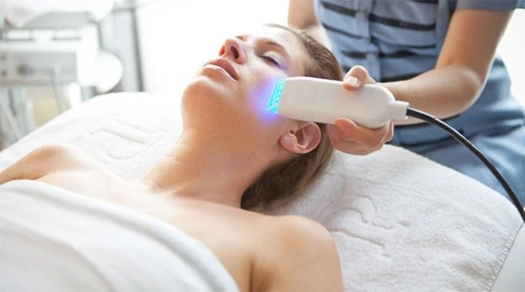 Blue Led Light Therapy Benefits