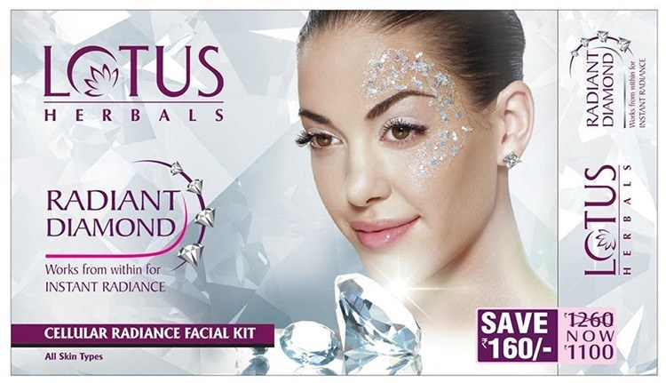 Cream Products Face Lotus