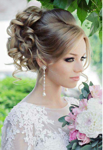 Image Result For Hairstyles For Long Curled Hair