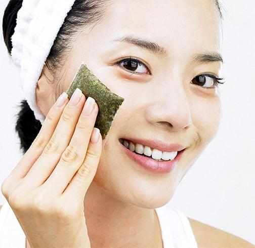 Green Tea For Face