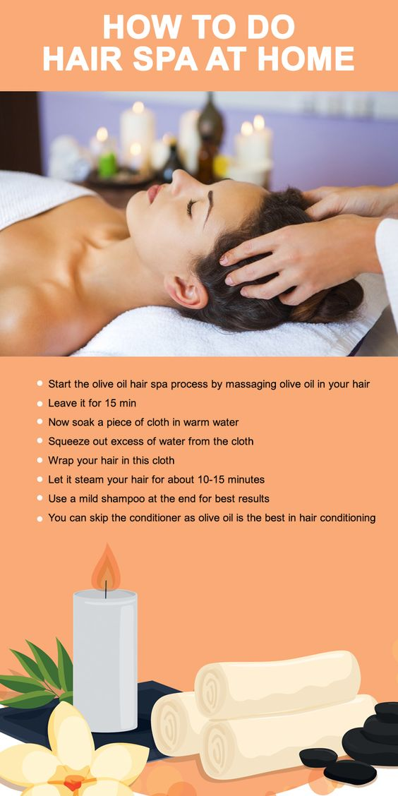 How To Do Hair Spa At Home Benefits And Side Effects