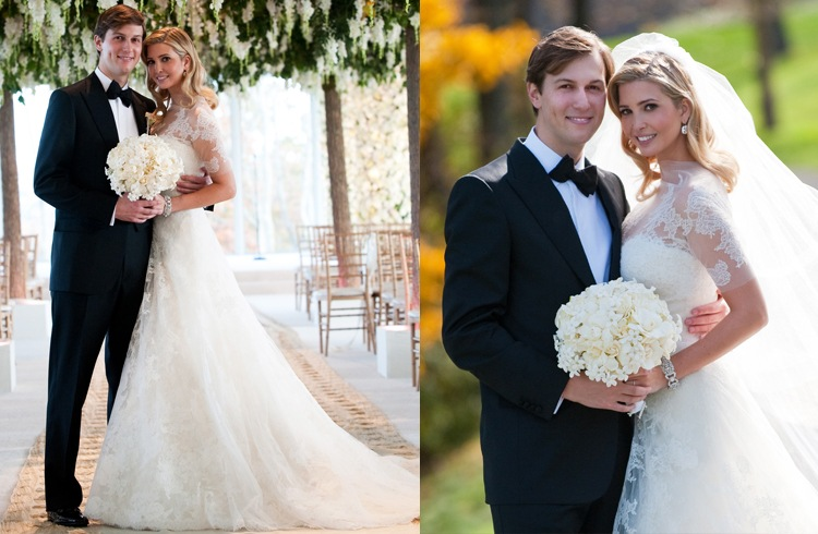 Ivanka Trumps Wedding Invitation Templates