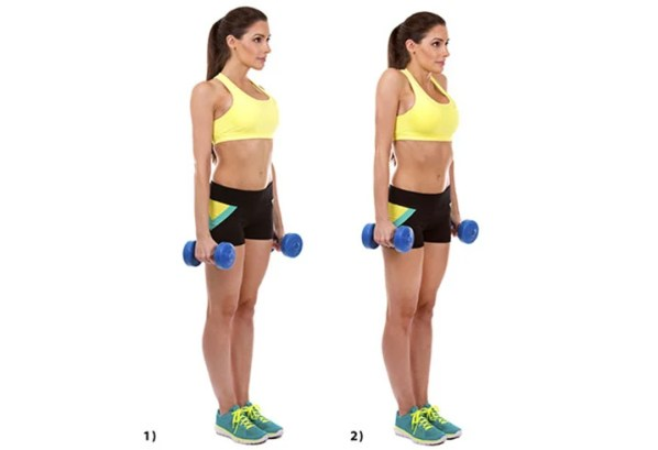 Isometric Shoulder raise