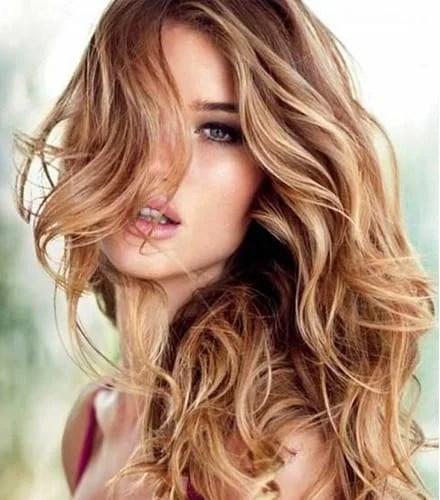 Brown On Blonde