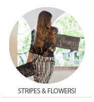 How to wear – Stripes & Flowers How to wear – Stripes & Flowers