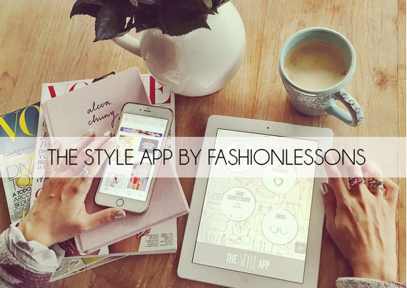 Tha Style App by Fashionlessons