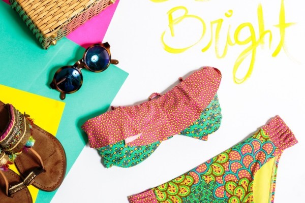 Be Bright! Be You! Colorful Summer