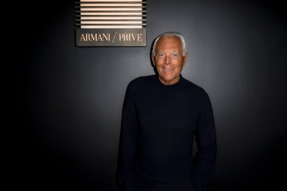 Speciál o značkách: Giorgio Armani 1