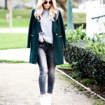 2 Ways To Wear An Oversized Sweater