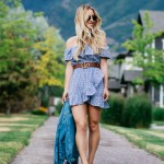 Summer Must-Have: Gingham Dress