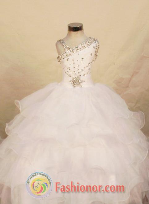 Ball Gown Style Flower Girl Dresses