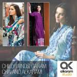 Chilly Winds- Garam Chai And Alkaram alkaram pashmina shawls collection 2014-15 for winter Alkaram Pashmina Shawls Collection 2014-15 For Winter Chilly Winds Garam Chai And Alkaram