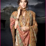 HSY Bridal Collection 3 HSY Khaddar Winter Linen Lawn Cotton 2014-2015  HSY Khaddar Winter Linen Lawn Cotton 2014-2015 HSY Bridal Collection 3