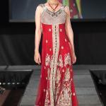 Pakistani Wedding Light Red Colour Pakistani Wedding Dresses 2014 For Bridal Pakistani Wedding Dresses 2014 For Bridal Latest Pakistani Wedding Dress Light Red Colour