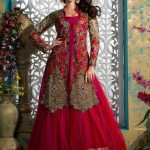 Slik Bridal Wedding Lehengas Collection-08 Pakistani Wedding Dresses 2014 For Bridal Pakistani Wedding Dresses 2014 For Bridal Traditional Amazing Bridal Wedding Lehengas Collection 08