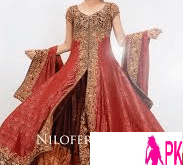 Nilofar Bakhtiar Lehenga Fashion Design 2014-15 Nilofar Bakhtiar Lehenga Fashion Design 2014-15 5