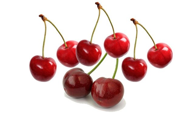 Cherries Red Colour top 10 natural pain relevers food Top 10 Natural Pain Relevers Food Cherries
