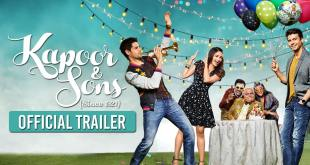 trailer kapoor & sons fawad khan launches new movie 2016 Trailer Kapoor & Sons Fawad Khan Launches New Movie 2016 maxresdefault