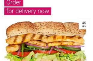 Burger Deal free home foodpanda has updated their app and website Free Home Foodpanda has Updated their App and Website Burger Deal