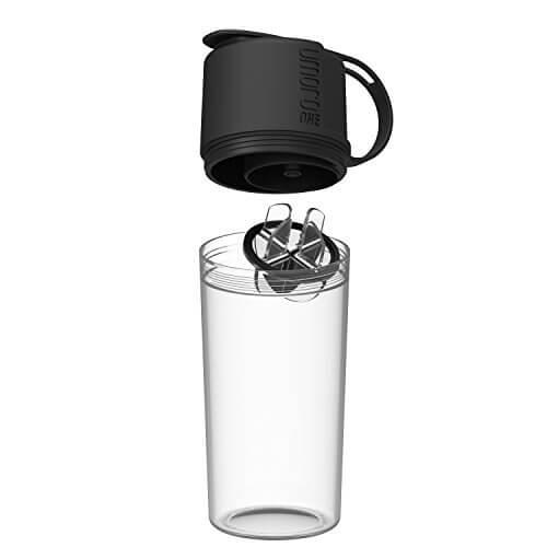 20 best protein shaker bottles you can buy online 20 Best Protein Shaker Bottles You Can Buy Online Umoro 3 in 1 BPA Free Shaker Bottle