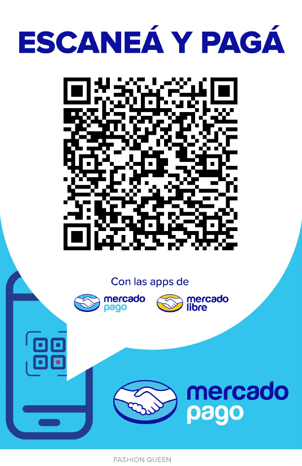 Fashion Queen, comprar online y pagar con QR