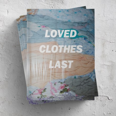 ZINE 002 LOVED CLOTHES LAST