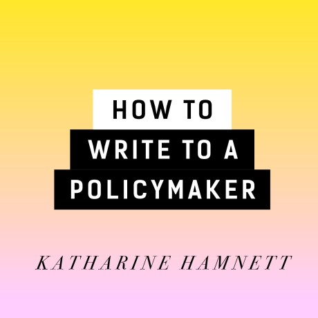 Video: How to write a postcard to your policymaker