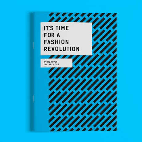 White Paper: It's Time for a Fashion Revolution