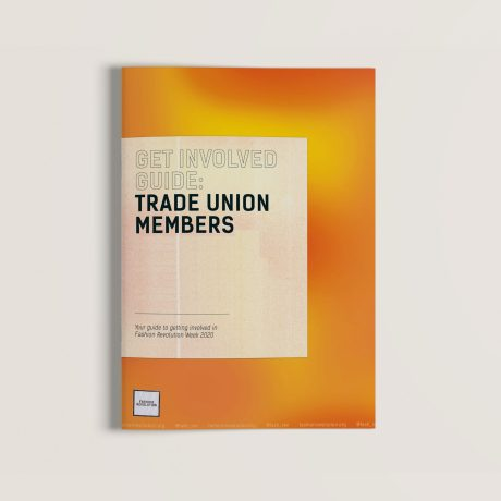 Get involved guide: Trade Union Members