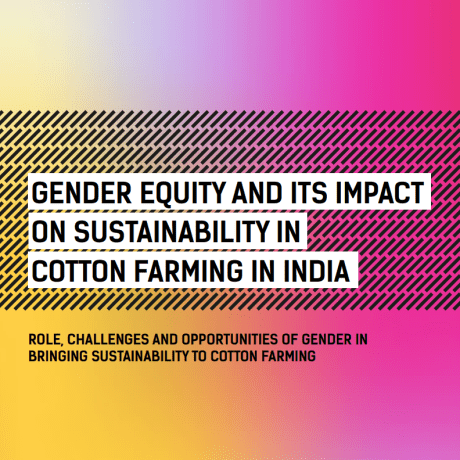 Gender Equity and its Impact on Sustainability in Cotton Farming in India