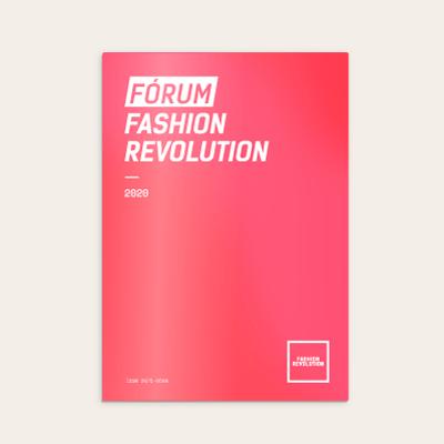 Fórum Fashion Revolution 2020 (Versão acessível)